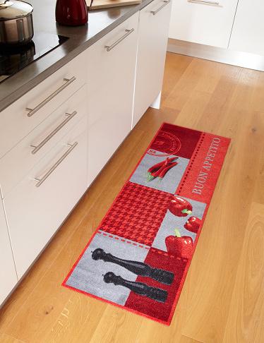 tapis de cuisine spicy moderne et de qualit. Black Bedroom Furniture Sets. Home Design Ideas