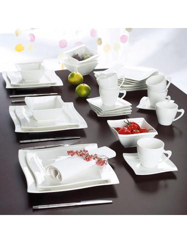 service de table marina. Black Bedroom Furniture Sets. Home Design Ideas