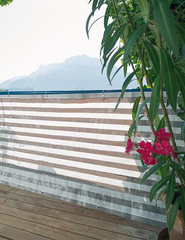 cache balcon ray. Black Bedroom Furniture Sets. Home Design Ideas