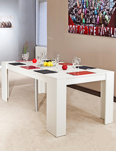 Table Extensibleconsole