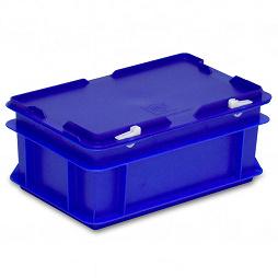 acheter populaire 1d671 60e31 Bac gerbable RAKO avec couvercle 300x200x132 mm
