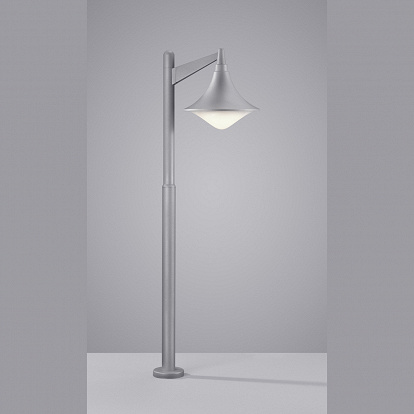 Led Aussen Wandlampe Laterne Anthrazit