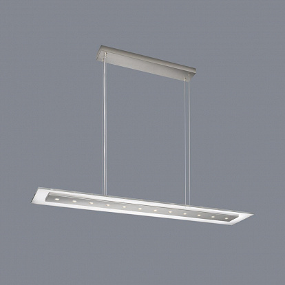 dimmbare Hochleistungs-LED Hängelampe PHILIPS InStyle Matrix in transparent