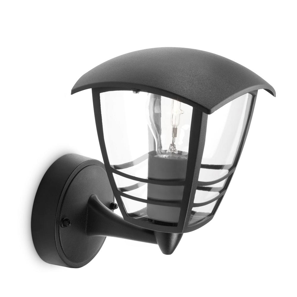 Aussen wandlampe ohne bewegungsmelder schwarz - Aussen wandlampe ...