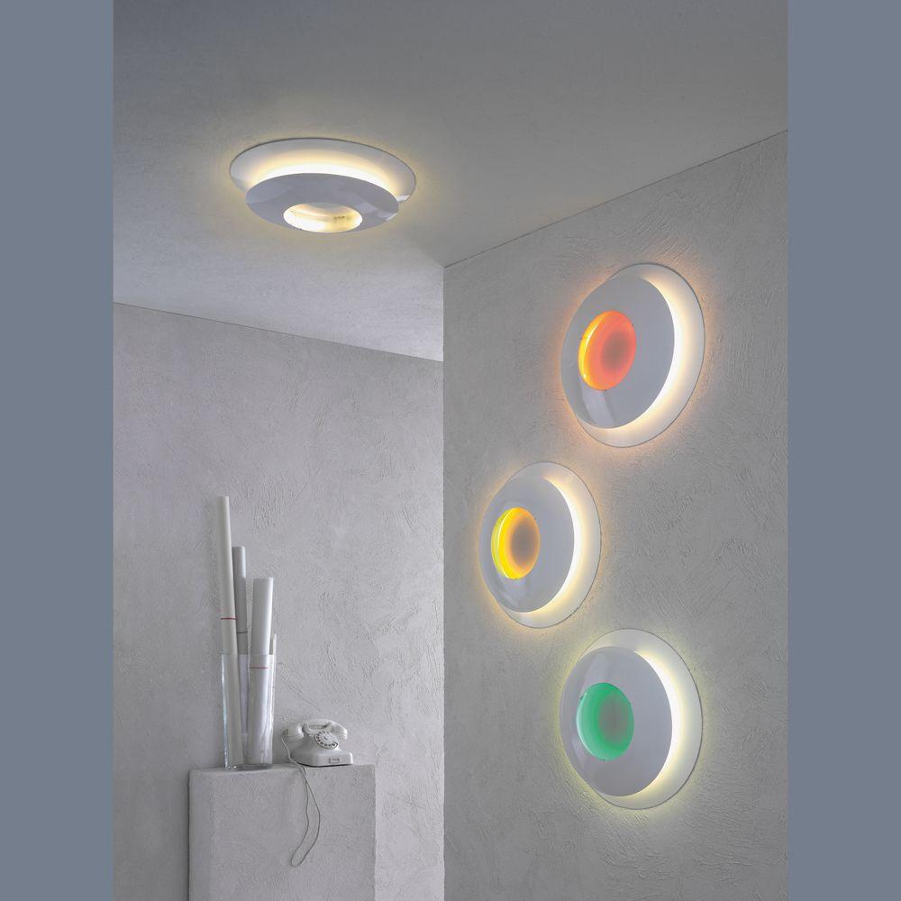effektvolle wand oder deckenlampe mit farbfiltern. Black Bedroom Furniture Sets. Home Design Ideas