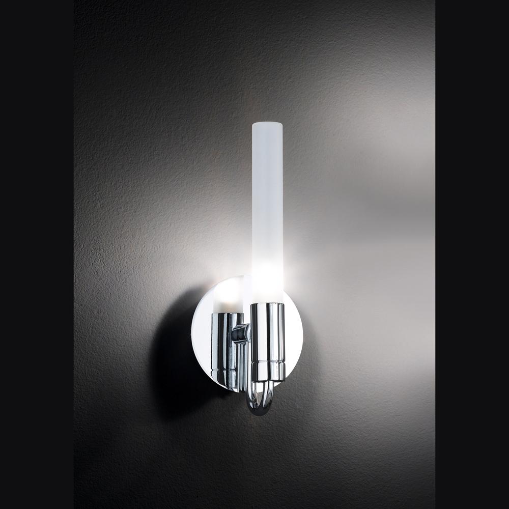 Wandlampe Mit Osram Lampen Für Feuchtraum