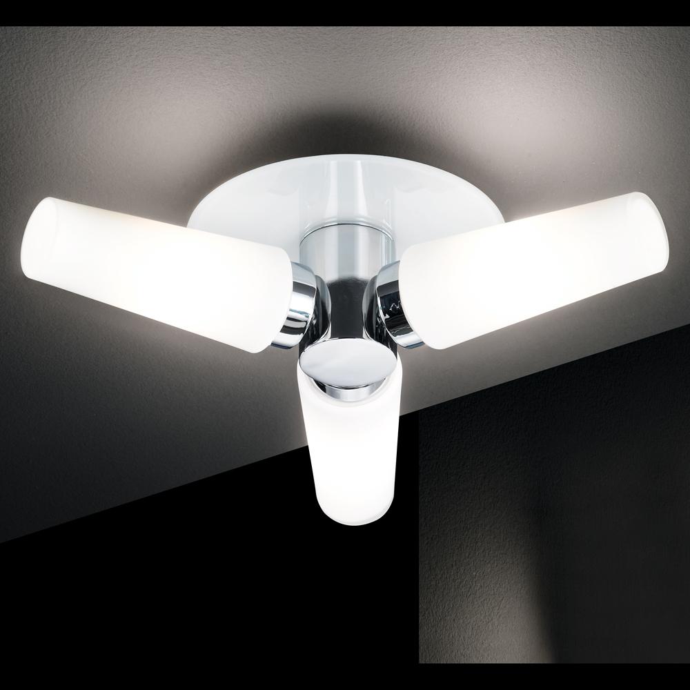deckenleuchte f r licht in bad k che ip44 schutz. Black Bedroom Furniture Sets. Home Design Ideas