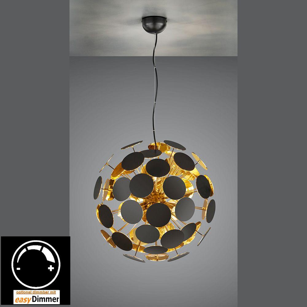 Hängeleuchte mit Effektlicht zum dekorativen up-styling