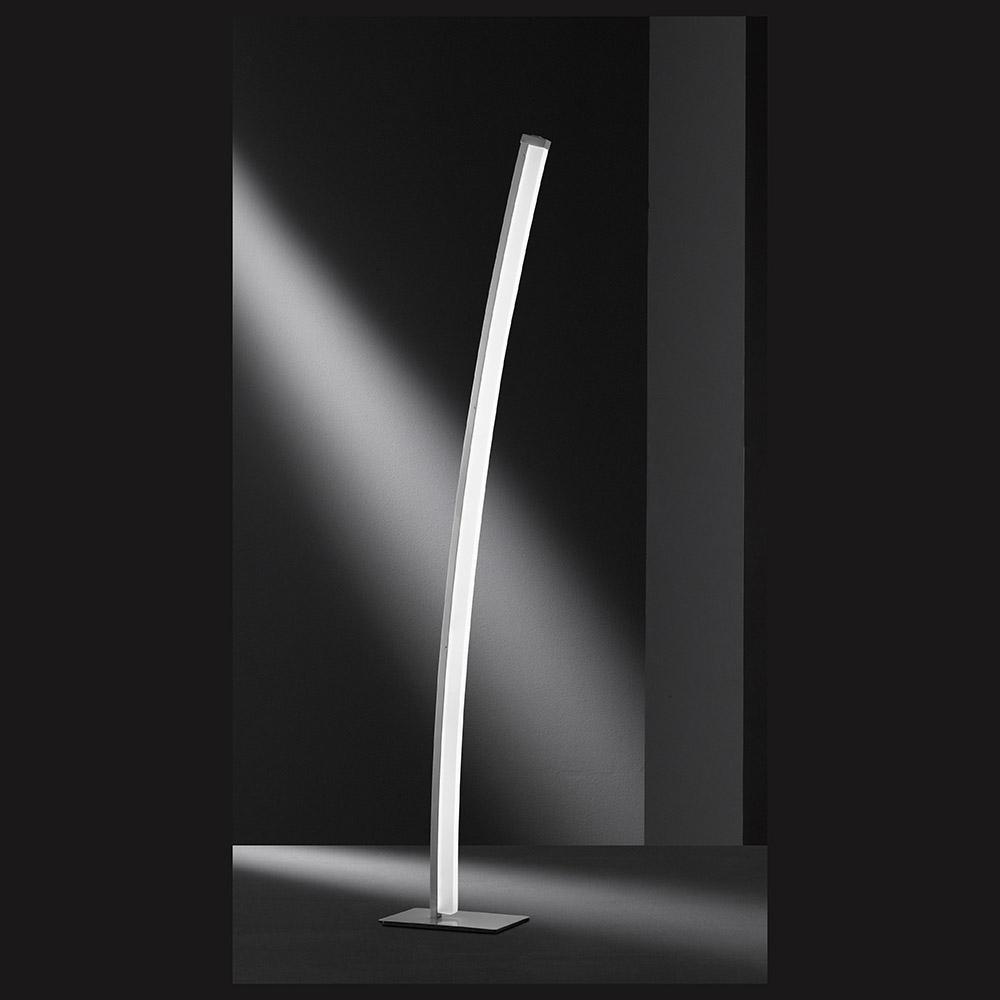 Stehlampe Mit Dimmbarem Led Raumlicht