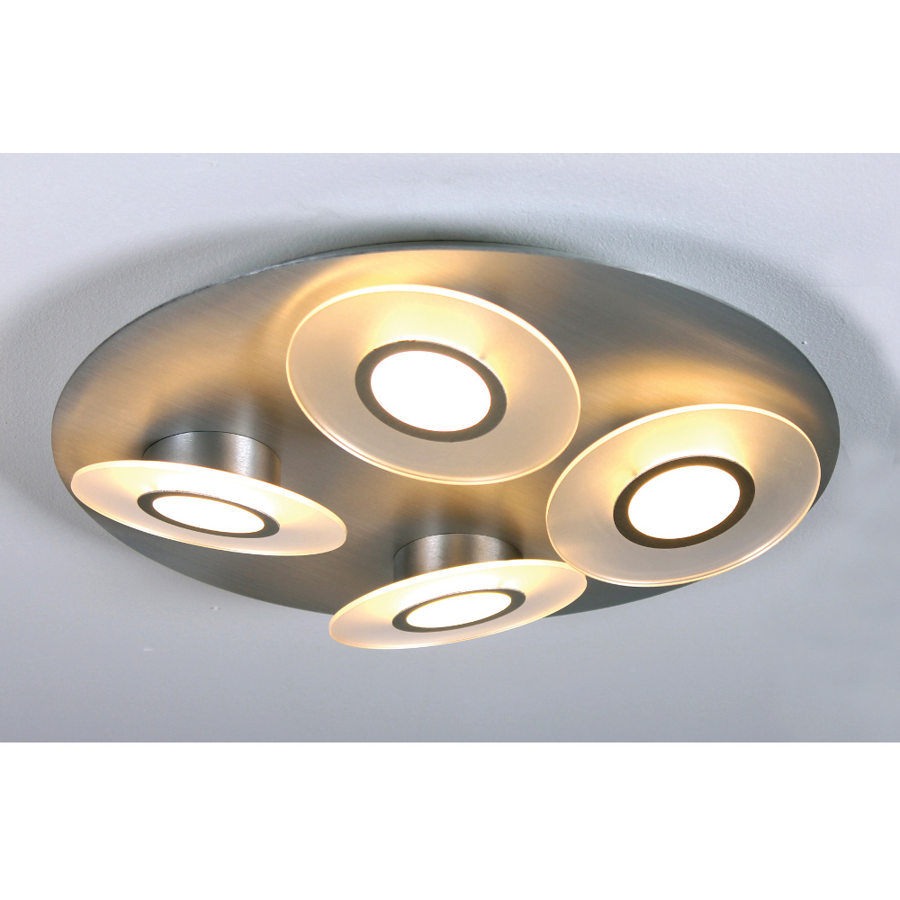 Bopp rondo dimmbare led deckenlampe oval bopp rondo dimmbare led deckenlampe rund parisarafo Image collections