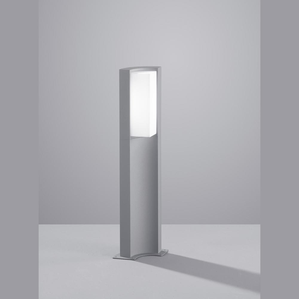 dezente led aussen stehlampe. Black Bedroom Furniture Sets. Home Design Ideas