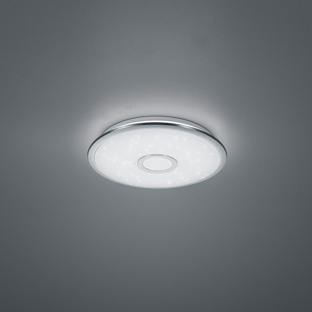 blitzende deckenlampe led dimmbar. Black Bedroom Furniture Sets. Home Design Ideas