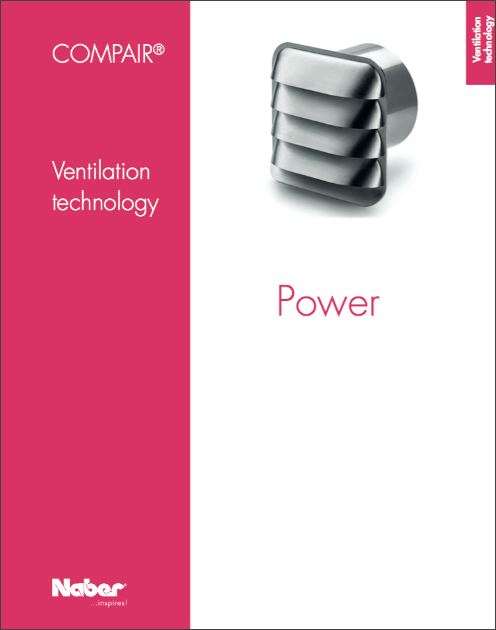 COMPAIR ventilation technology