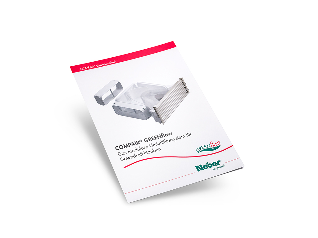 COMPAIR® GREENflow Flyer