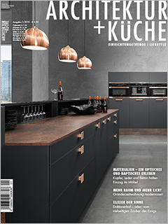 Cover Architektur + Küche  01.01.2015
