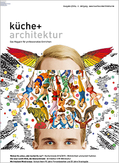 Cover küche & architektur 01.05.2014