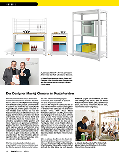 Cover küche & bad forum 01.09.2013