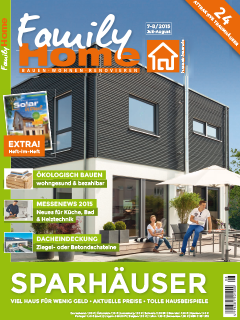 Cover Family Home 01.07.2015