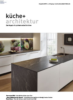 Cover küche + architektur 04.05.2016