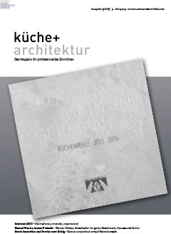 Cover küche + architektur 29.06.2015