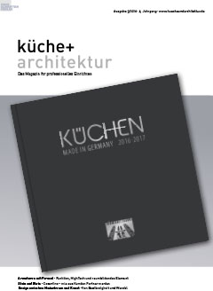 Cover küche + architektur 27.06.2016