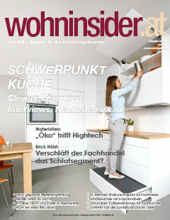 Cover wohninsider.at 30.06.2017