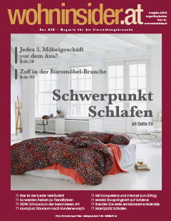 Cover wohninsider.at 01.09.2015