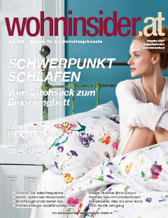 Cover wohninsider.at 01.09.2017