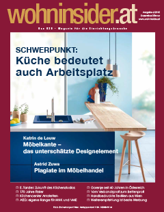 Cover wohninsider.at 01.12.2015