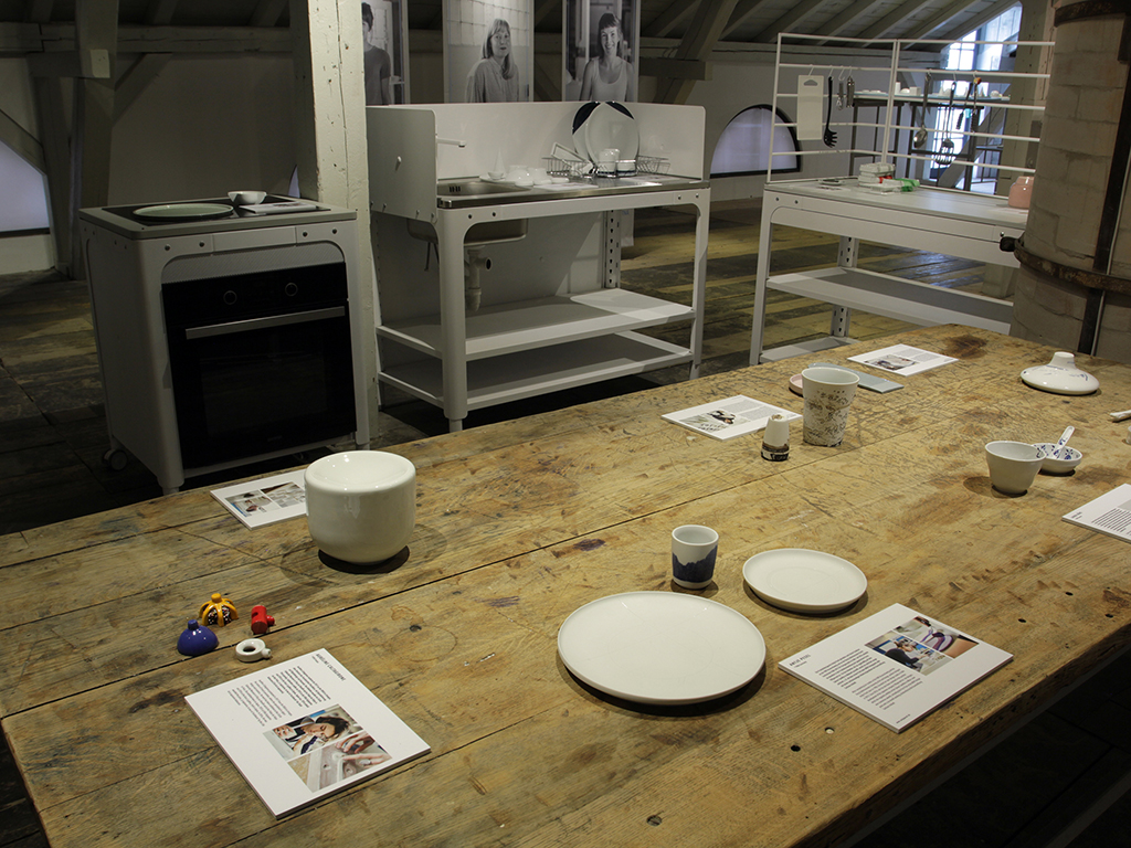 Special exhibition at the 7th International Porcelain Workshop