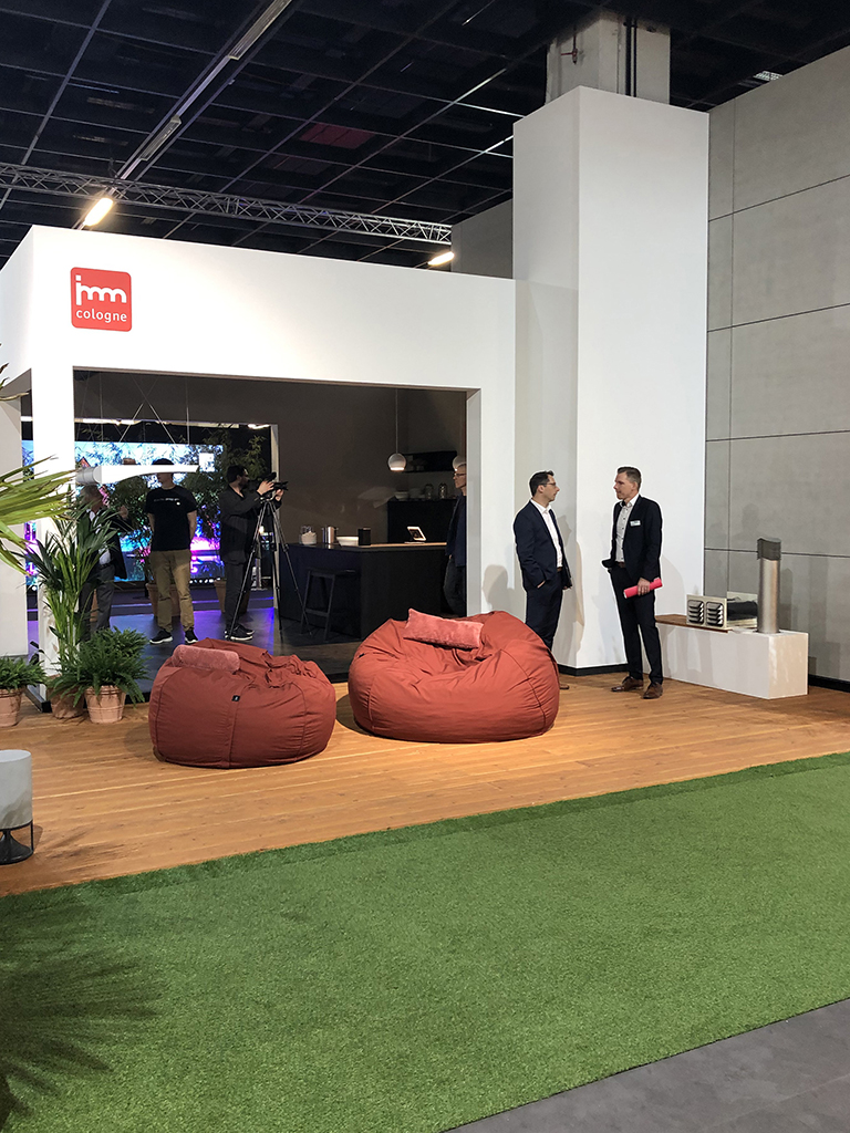 Let's be smart imm Cologne 2020