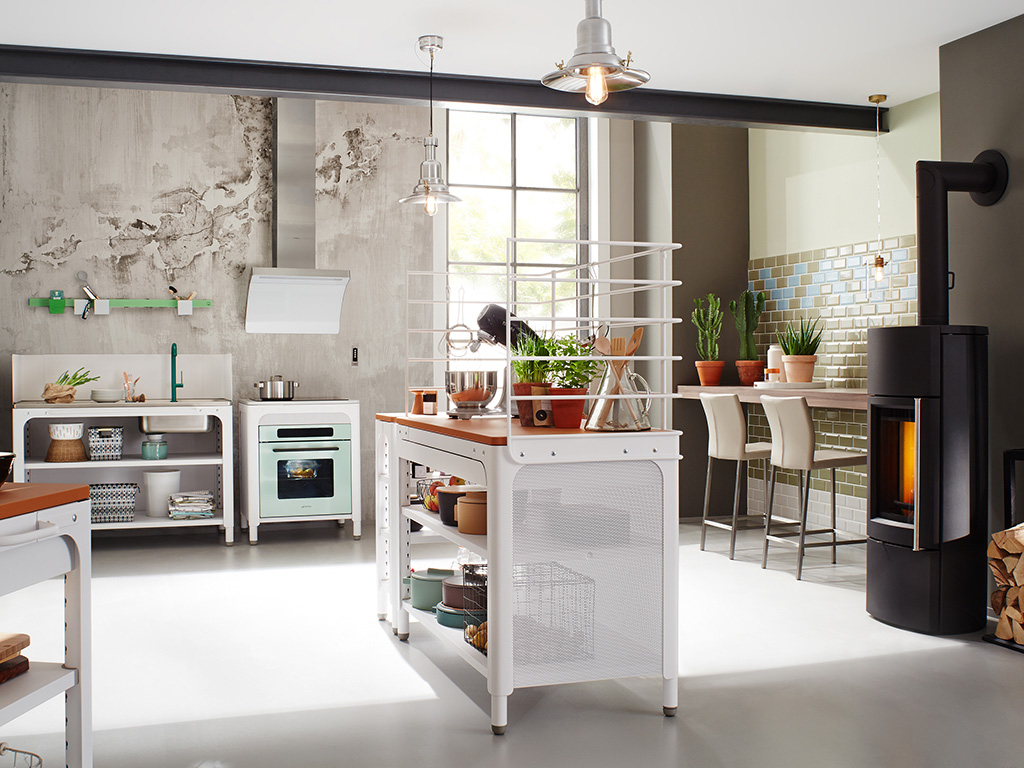 Concept Kitchen – Loft