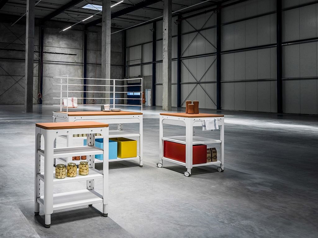 Concept Kitchen – Module