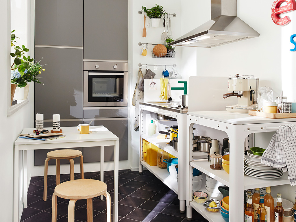 Concept Kitchen – Single Kitchen