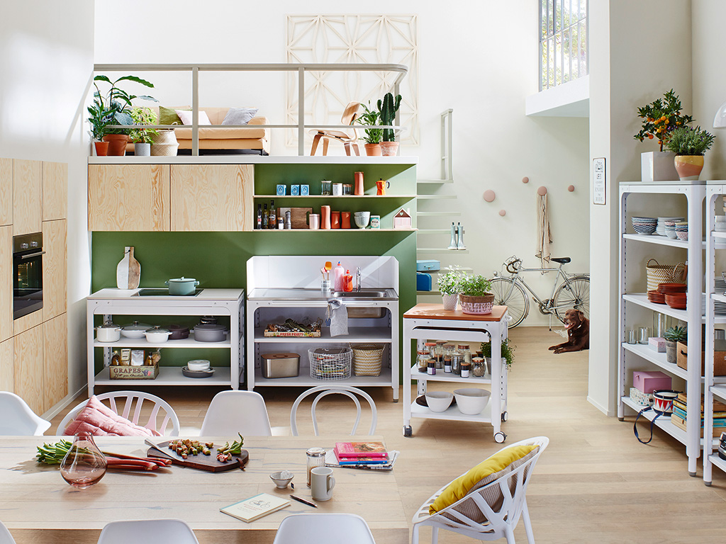 Concept Kitchen – Young Family