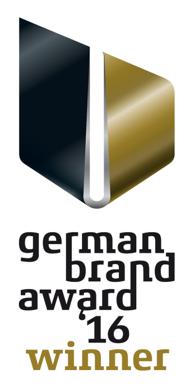 German Brand Award 2016 Logo