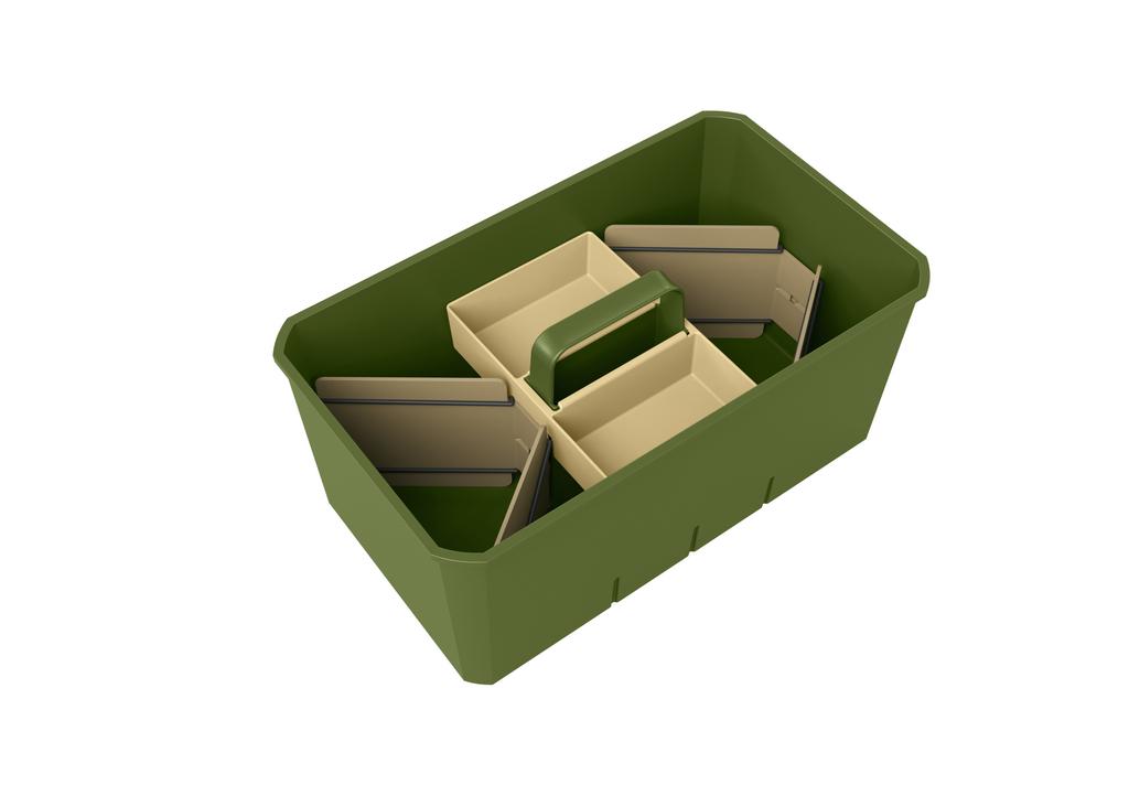 Cox Work® Garden, Cox Work® Box