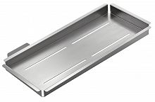Drip tray, stainless steel, 414 x 205 x 35 mm