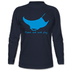Come out and play - Shirt mit attraktiven Manta Prints