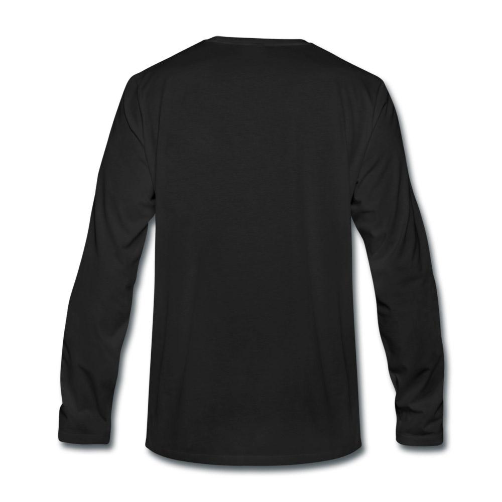 herren langarmshirt fisch schwarz in xl g nstig kaufen zoostyle. Black Bedroom Furniture Sets. Home Design Ideas