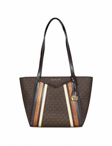 Handtasche «Whitney» von Michael Kors, ochsenblut