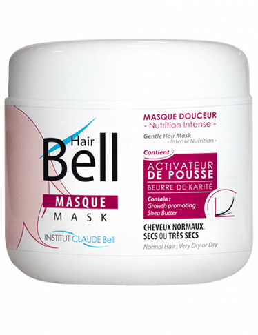 Hairbell Haarmaske, 500 ml