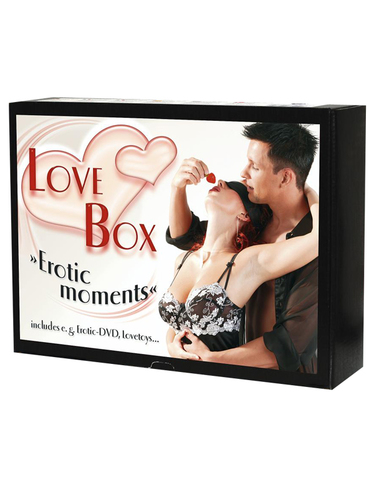 Image of Lovebox «Erotic moments»