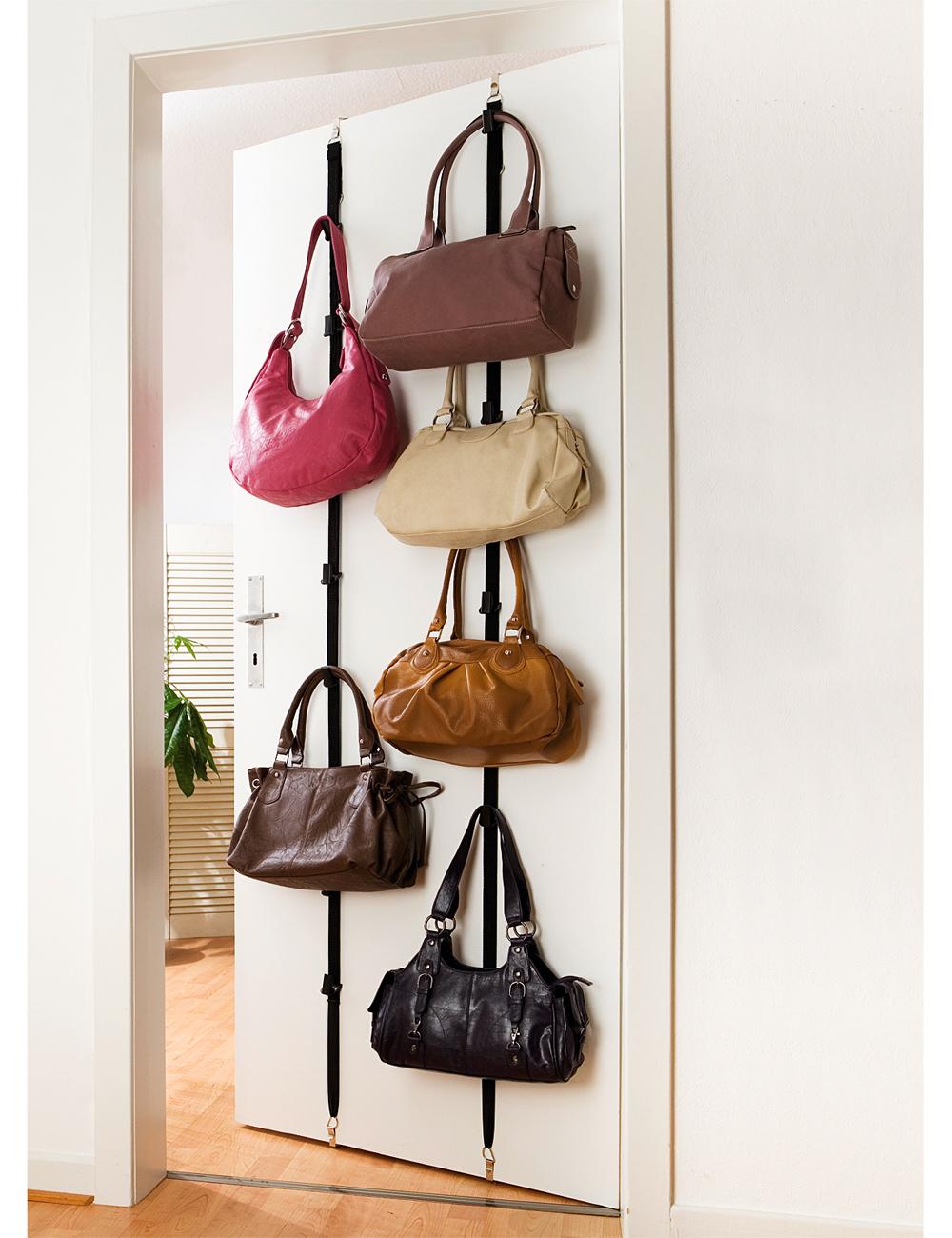 Range sacs main fixer une porte ou un mur 2 pi ces for Fixer un miroir sur une porte