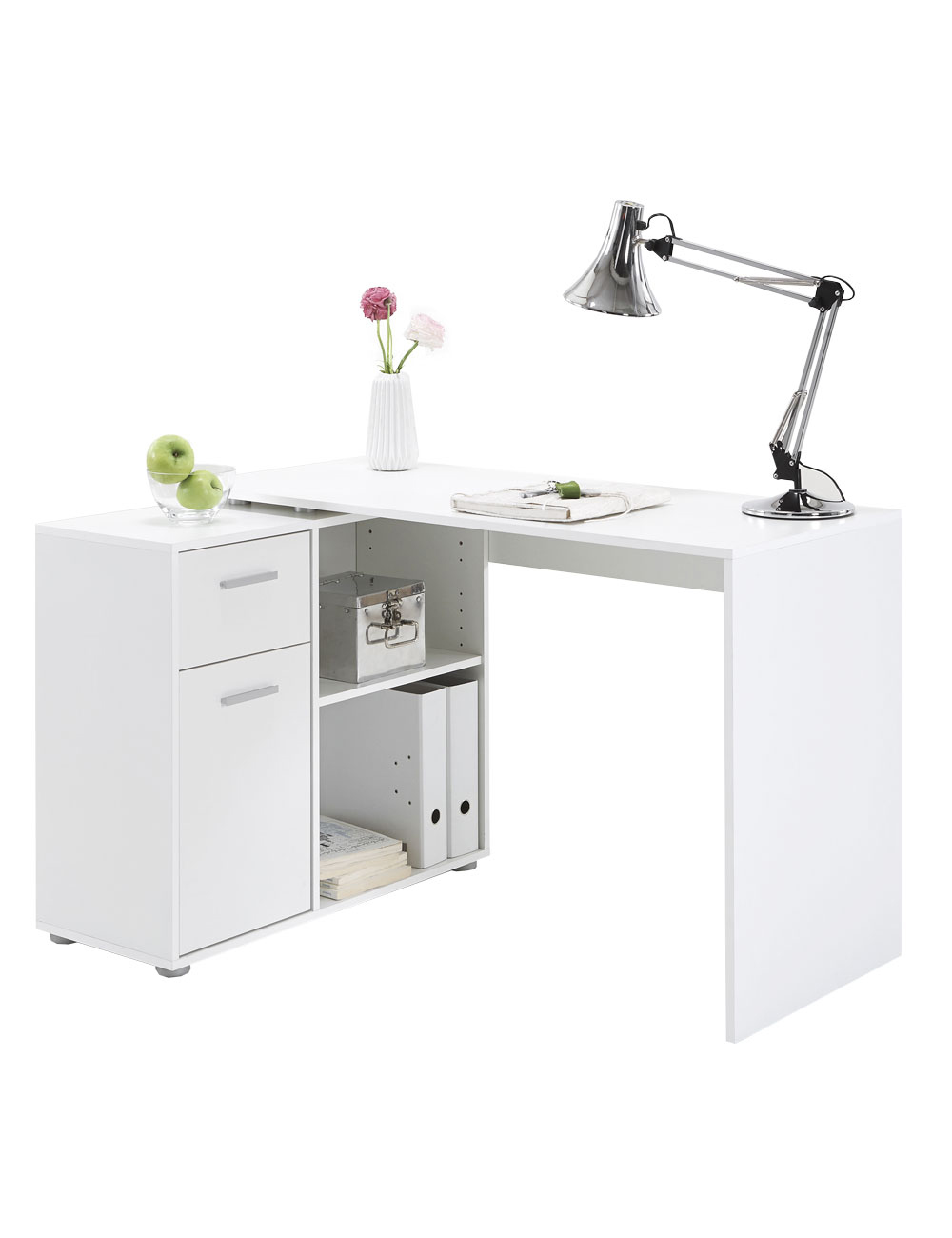schreibtisch move mit verschiedenen stellm glichkeiten. Black Bedroom Furniture Sets. Home Design Ideas
