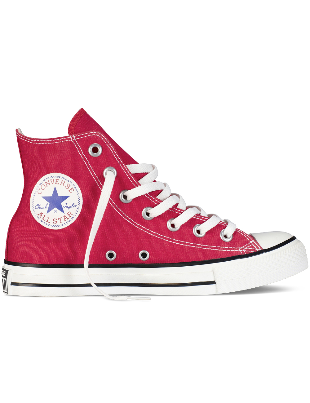 sportschuhe converse all star hoch rot. Black Bedroom Furniture Sets. Home Design Ideas