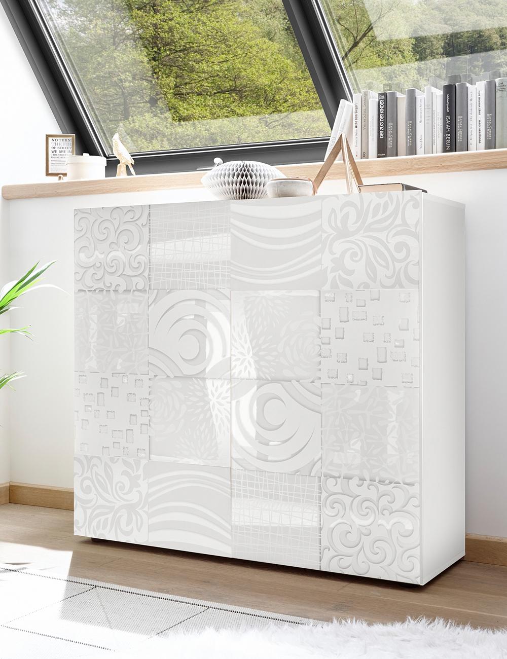teppich montana patchwork optik rot 160 x 230. Black Bedroom Furniture Sets. Home Design Ideas