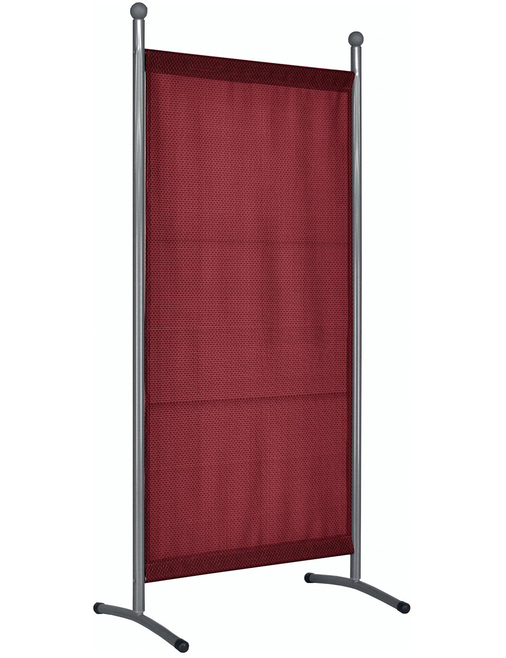 paravent bordeaux 178 x 82 cm. Black Bedroom Furniture Sets. Home Design Ideas