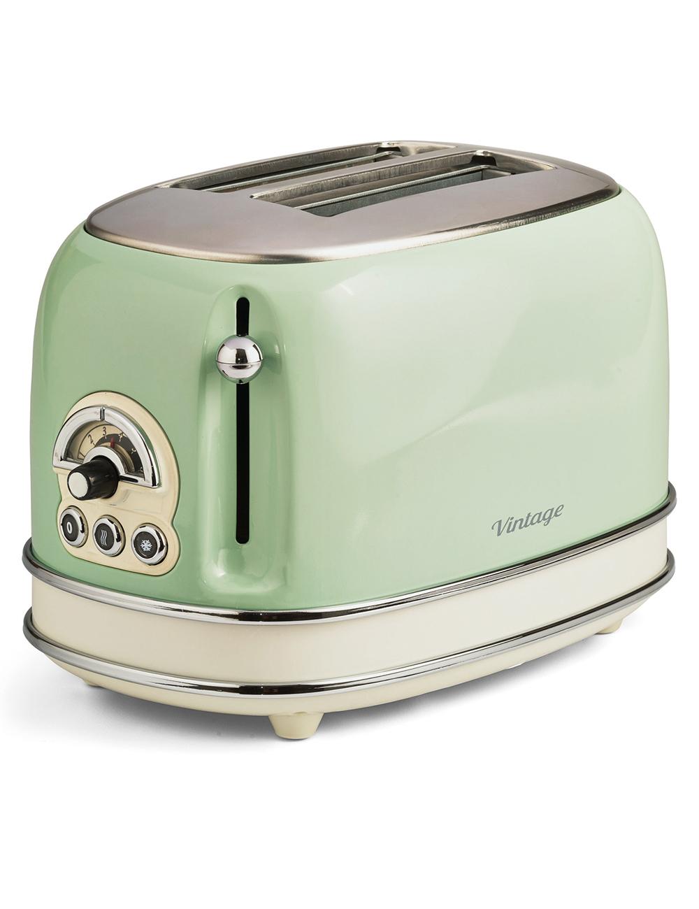 vintage toaster von ariete 2 schlitze. Black Bedroom Furniture Sets. Home Design Ideas