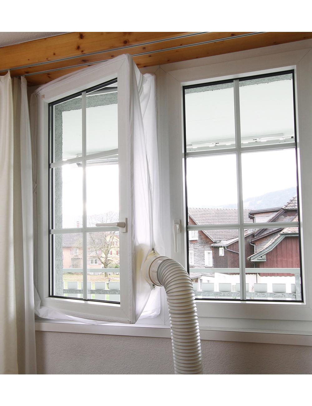fensterkit f r klimager te von sonnenk nig. Black Bedroom Furniture Sets. Home Design Ideas